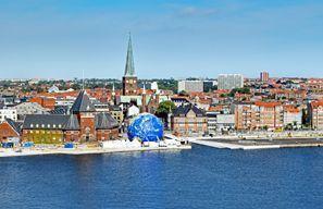Szállás Aarhus, Dánia