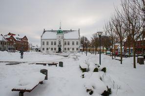 Szállás Maribo, Dánia