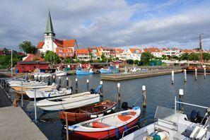Szállás Ronne, Dánia