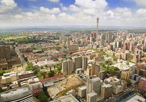 Szállás Braamfontein, Dél-Afrika