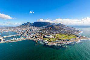 Szállás Fokváros, Dél-Afrika