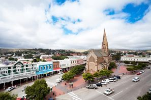 Szállás Grahamstown, Dél-Afrika