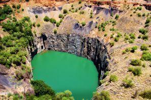 Szállás Kimberley, Dél-Afrika