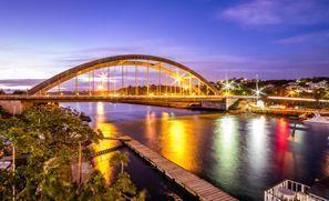 Szállás Port Alfred, Dél-Afrika