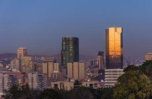 Szállás Pretoria, Dél-Afrika