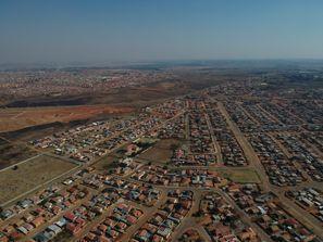 Szállás Randfontein, Dél-Afrika