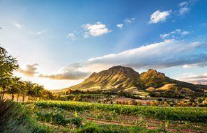 Szállás Stellenbosch, Dél-Afrika