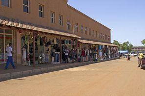 Szállás Venda, Dél-Afrika
