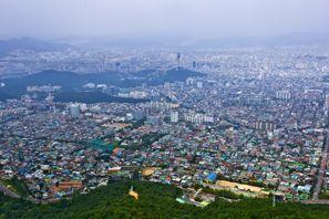 Szállás Daegu, Dél-Korea