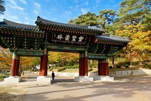 Szállás Gyeongsang-do, Dél-Korea