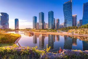 Szállás Incheon, Dél-Korea