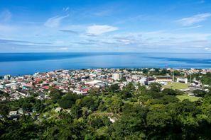Szállás Roseau, Dominica