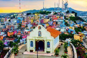 Szállás Guayaquil, Ecuador