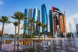 Szállás Abu Dhabi, Egyesült Arab Emírségek