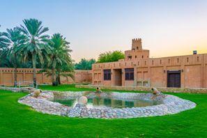 Szállás Al Ain, Egyesült Arab Emírségek