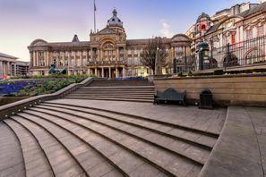 Szállás Birmingham, Egyesült Királyság