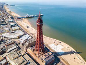 Szállás Blackpool, Egyesült Királyság