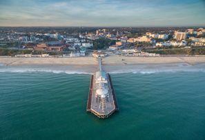 Szállás Bournemouth, Egyesült Királyság
