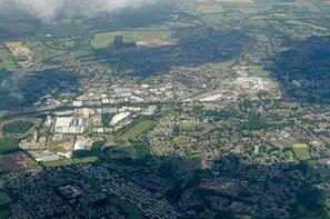 Szállás Bracknell, Egyesült Királyság