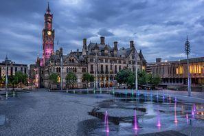 Szállás Bradford, Egyesült Királyság