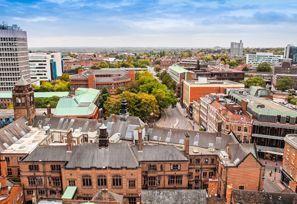 Szállás Coventry, Egyesült Királyság