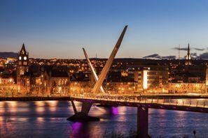 Szállás Derry, Egyesült Királyság