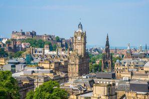Szállás Edinburgh, Egyesült Királyság