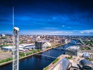 Szállás Glasgow, Egyesült Királyság