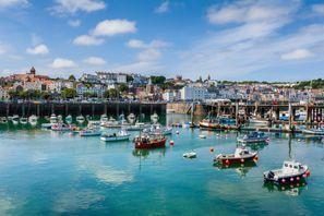 Szállás Guernsey, Egyesült Királyság