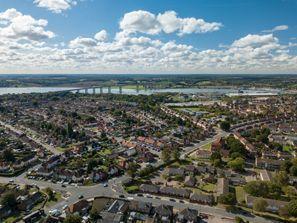 Szállás Ipswich, Egyesült Királyság