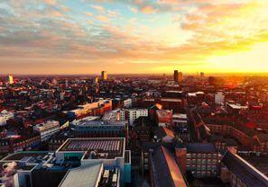 Szállás Leicester, Egyesült Királyság