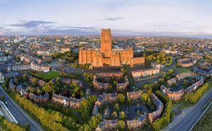 Szállás Liverpool, Egyesült Királyság