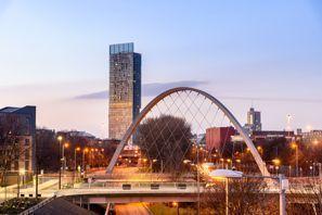 Szállás Manchester, Egyesült Királyság