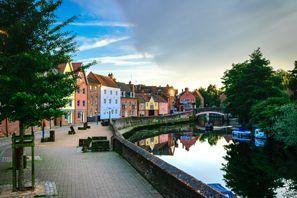 Szállás Norwich, Egyesült Királyság