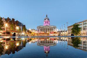 Szállás Nottingham, Egyesült Királyság