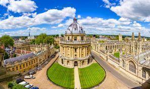 Szállás Oxford, Egyesült Királyság