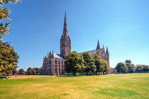Szállás Salisbury, Egyesült Királyság