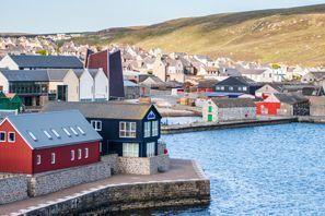 Szállás Shetland Szigetek, Egyesült Királyság