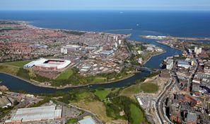Szállás Sunderland, Egyesült Királyság