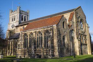 Szállás Waltham Abbey, Egyesült Királyság