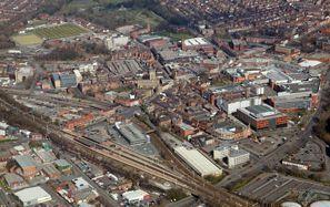 Szállás Wigan, Egyesült Királyság