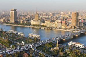 Szállás Kairó, Egyiptom
