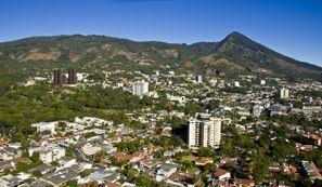 Szállás San Salvador, El Salvador