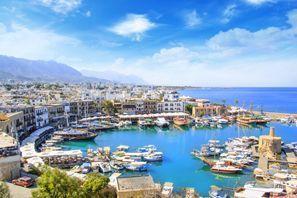 Szállás Kyrenia, Észak-Ciprus