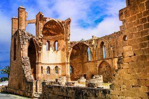 Szállás Magosa, Észak-Ciprus
