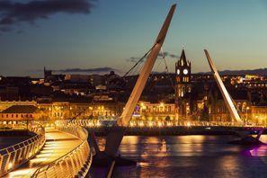 Szállás Derry, Észak-Írország