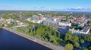 Szállás Parnu, Észtország