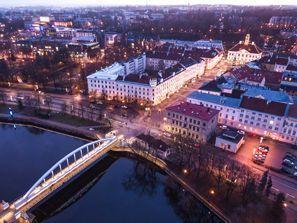 Szállás Tartu, Észtország