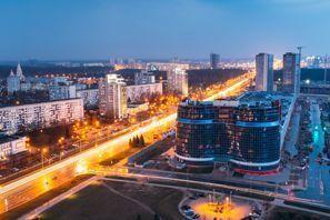 Szállás Minsk, Fehéroroszország