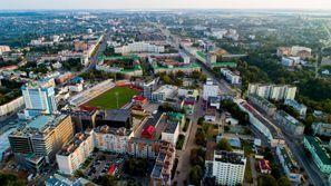 Szállás Mogilev, Fehéroroszország